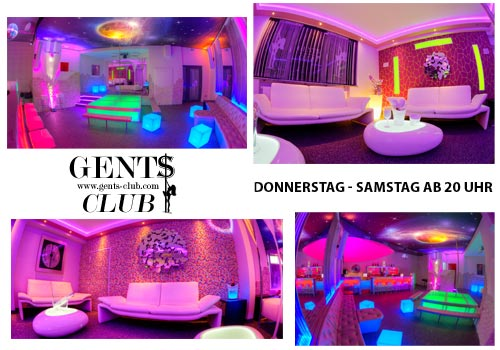 Gents-Club Opening Party from 2.2.- 4.2.2017
